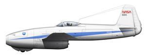 Yak-17 NASA