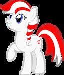 Happy Austria Pony by okaminekowiesel