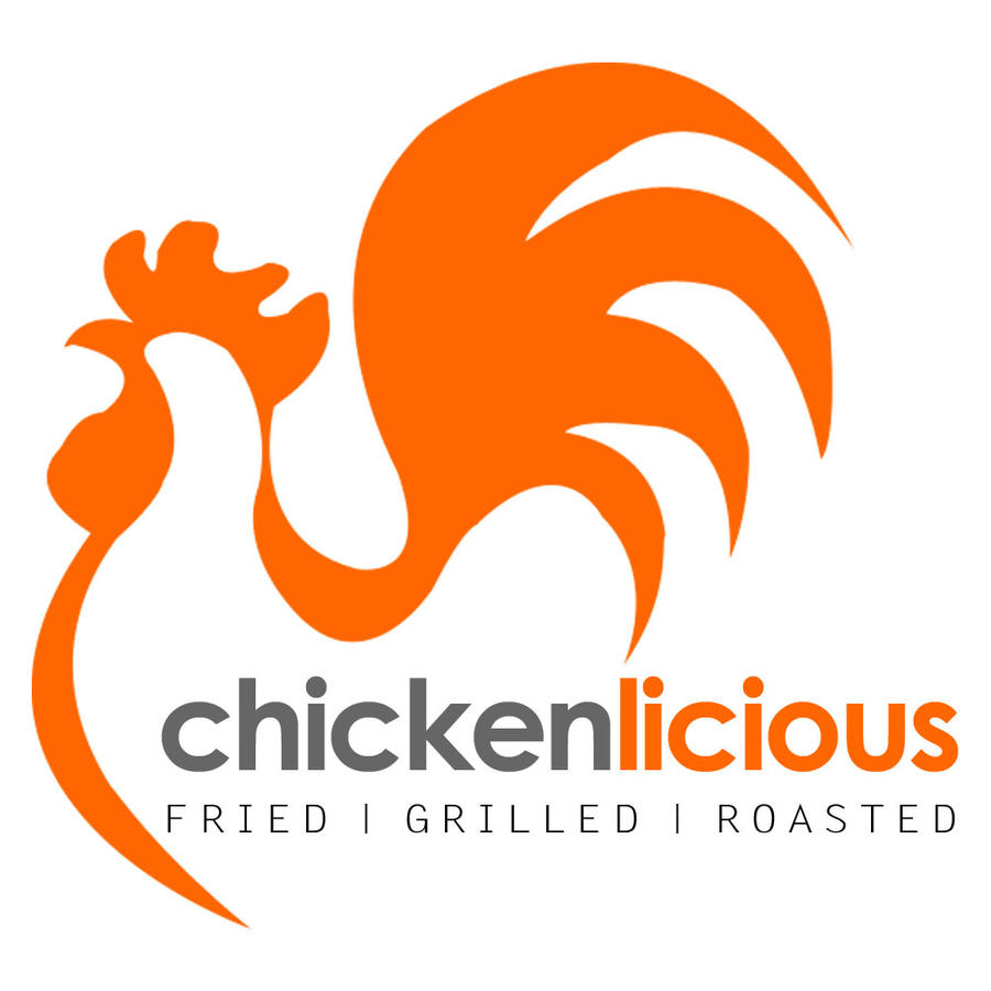 Chicken food logo - photo#17
