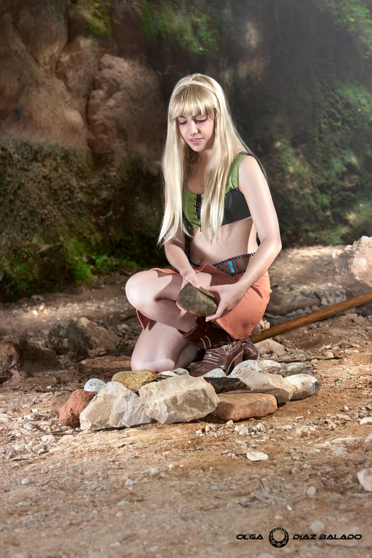 Gabrielle: the sweet side of Xena's adventures. by ShivaRoodels