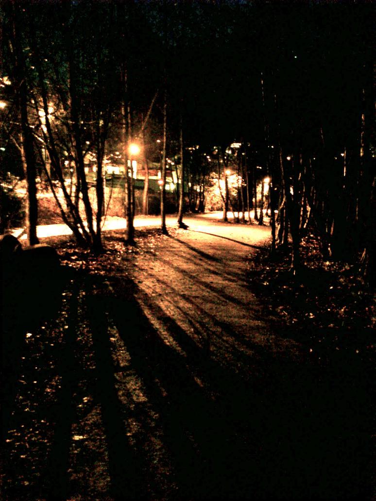 Silence at Night by Chiichiichan94
