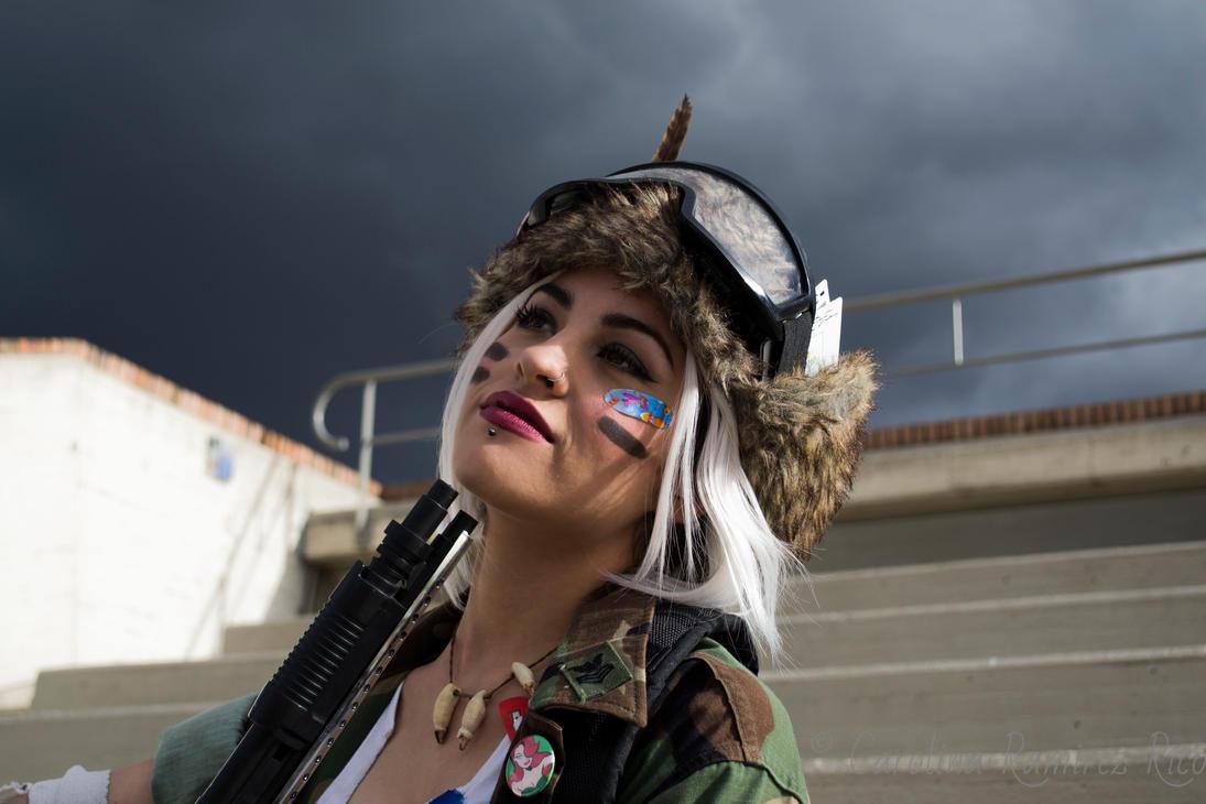 Tank Girl by laurakyonlee
