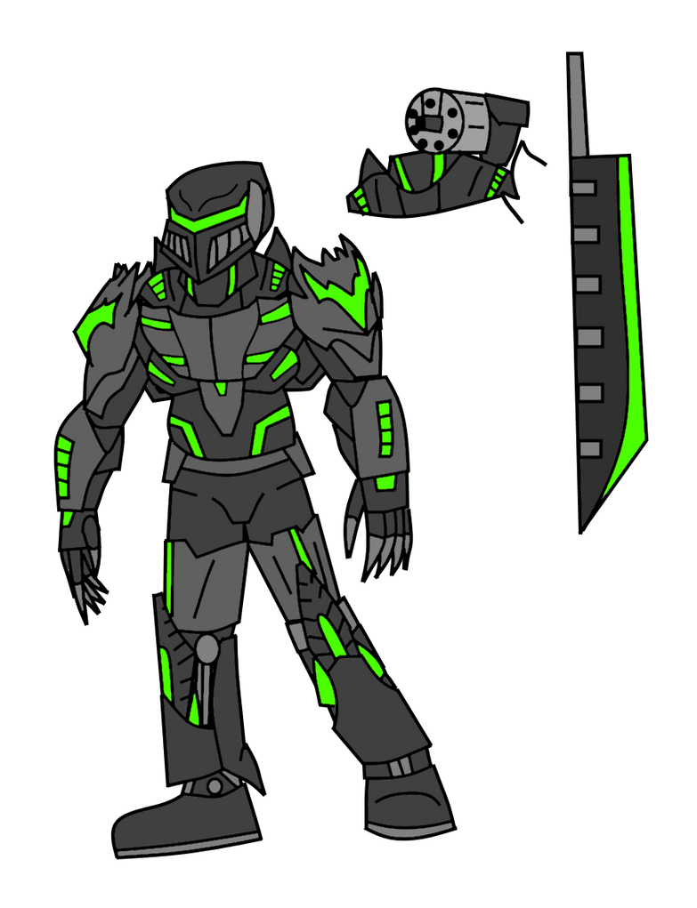 JMP Lunatic Templar Armor by Jmp01