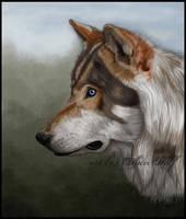 Wolf by Kuutulensudet