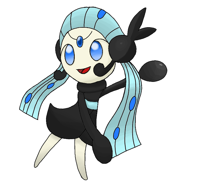 The gallery for --> Pokemon Mega Meloetta