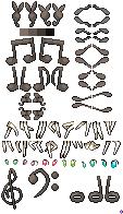 Make A Meloetta Kit by OrdinLegends