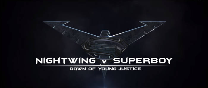 Nightwing v Superboy: Dawn of Young Justice