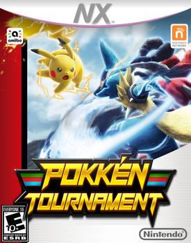 Pokken Tournament NX