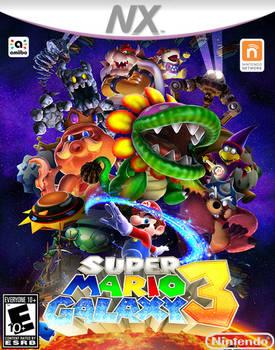 Super Mario Galaxy 3 for NX