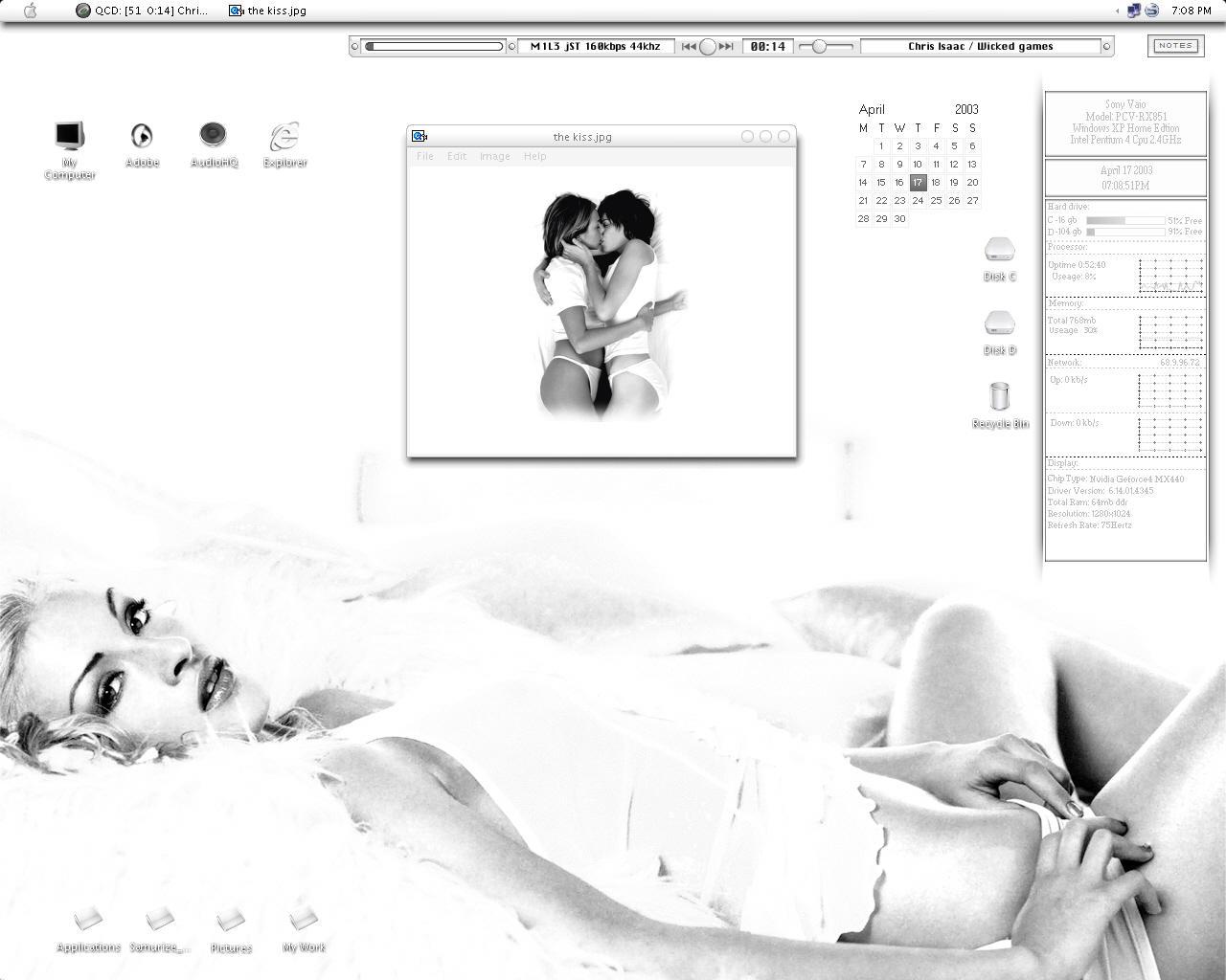 Soft White by heylove