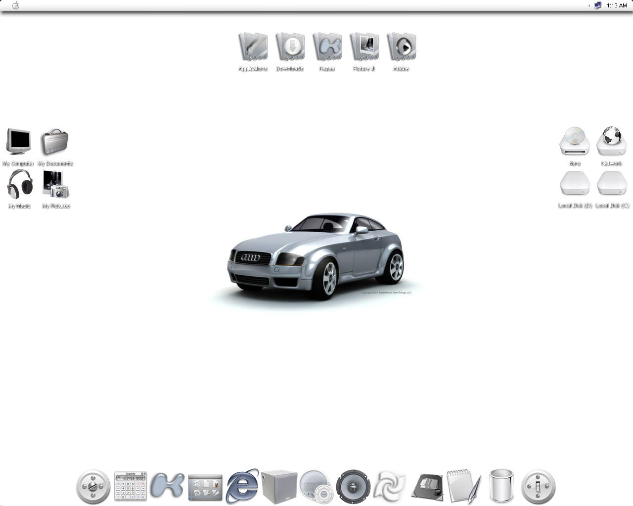 Audi by heylove