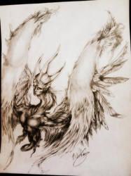 The Art of Divine Hate by LittleMollieLuLu