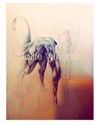 Extraterresital Canis Quadruped WIP by LittleMollieLuLu