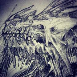 Simply a Sketch by LittleMollieLuLu