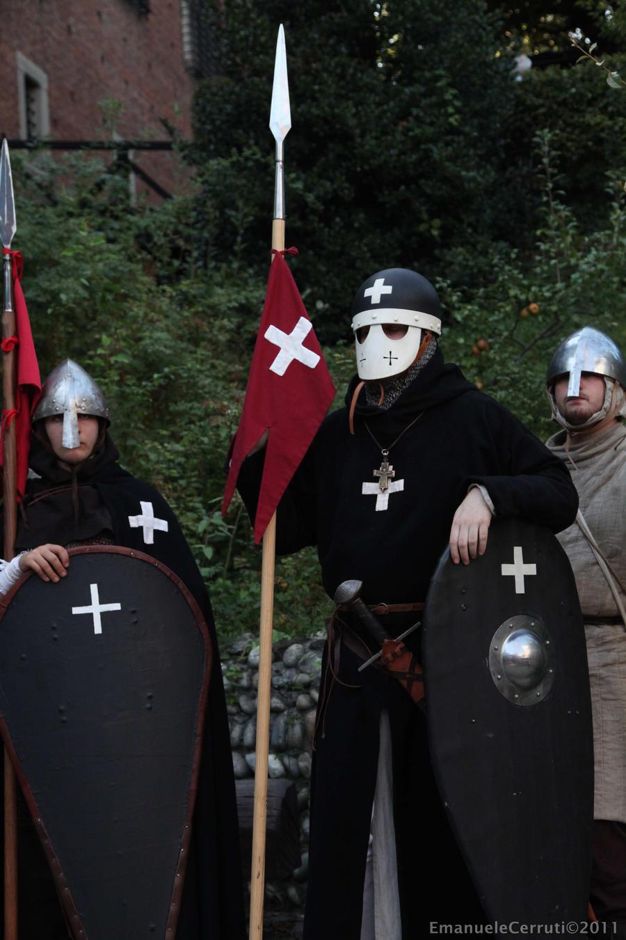 Historical Reenactment Deus_vult__by_fratersinister-d4r9kp5