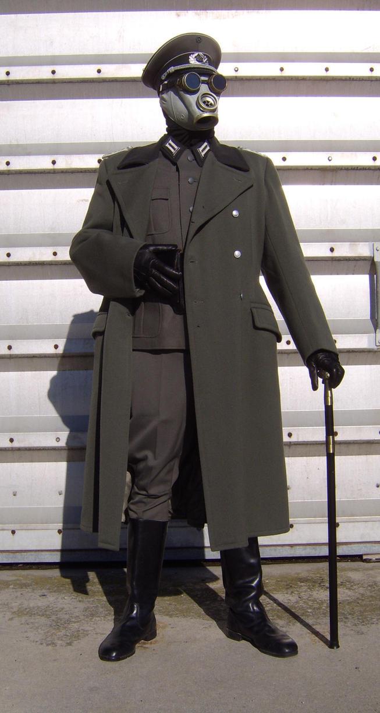 Dieselpunk Soldier Dieselpunk Imperial Colonel