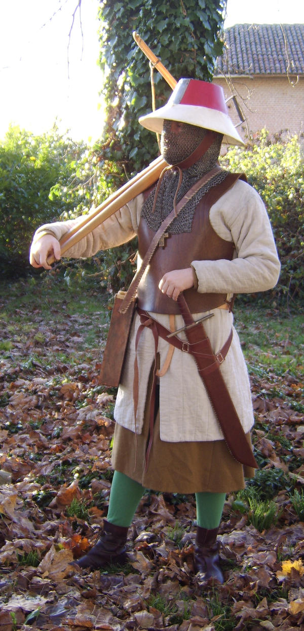 Historical Reenactment Xiii_century_medieval_italian_crossbowman_by_fratersinister-d5n18s6