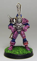 BLOODBOWL Dark Elf