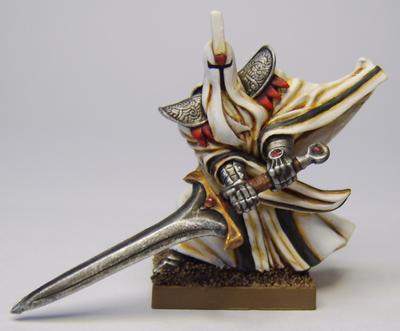MORDHEIM Knight of the Light 2 (Alluminas) by FraterSINISTER