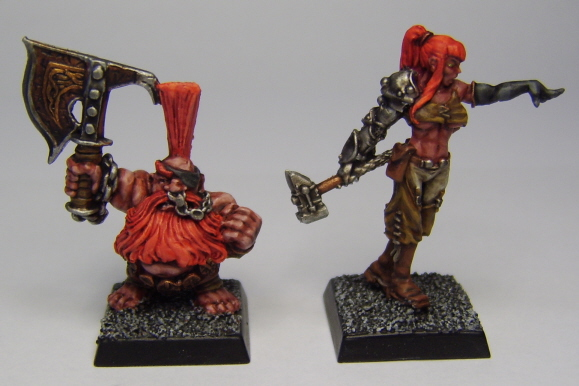Bestiary (WARNING: Some Nudity) - Page 4 Mordheim_trollslayer_and_swordsmith_by_fratersinister-d6l4bys
