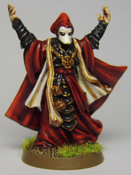 General Cardinal Inquisitor by FraterSINISTER
