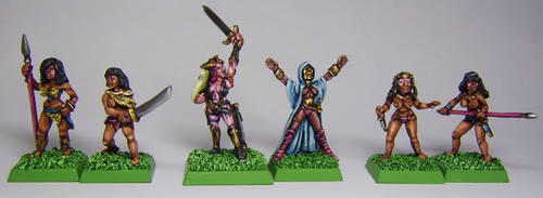 Realm of Chaos - Slaanesh Warband by FraterSINISTER