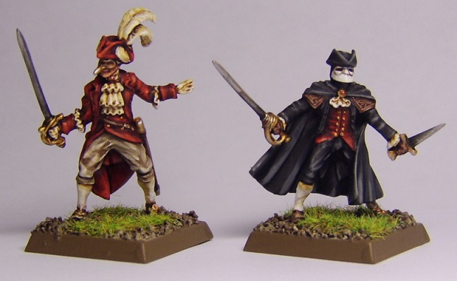 Carnevale Patricians by FraterSINISTER