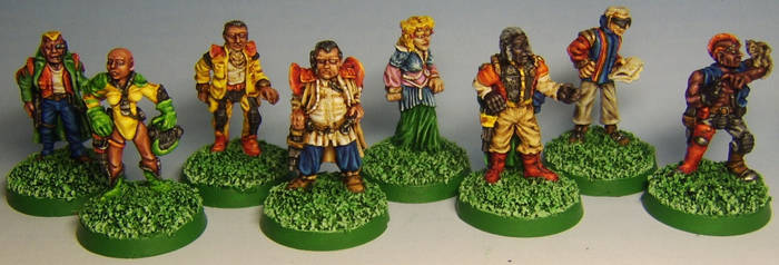Conversions and Other on Tabletop-Miniatures - DeviantArt