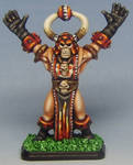HERO QUEST Chaos Warlock by FraterSINISTER