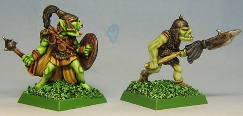 Orcs by FraterSINISTER