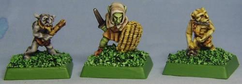 Lesser Goblins by FraterSINISTER