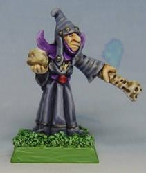 Talisman Necromancer
