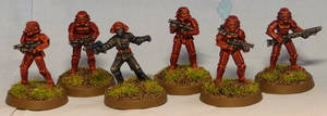 Red Shadow Stormtroopers