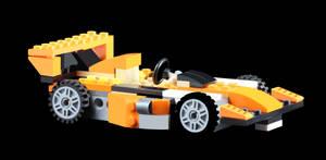 Vector Lego Car