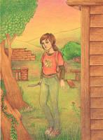 Ellie by melyanna