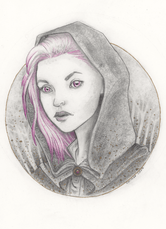 Tonks by melyanna