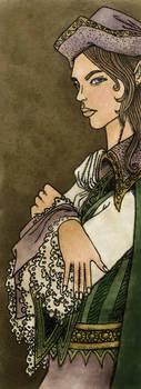 Kit - a ranger by melyanna
