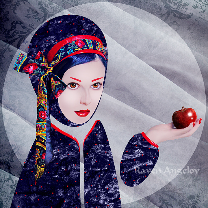Snow White by RavenAngelov