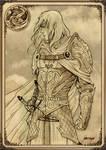 Rhaegar Targaryen by FelixSotomayorArt