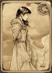 Lady Lyanna Stark