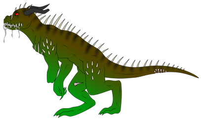 Deathclaw Critter Thing