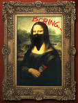 Redo: Mona Lisa Edit