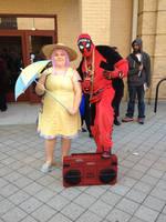 Who isn't a fan of Deadpool?!~ by AyaxaSama909