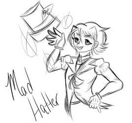 Mad Hatter by AyaxaSama909