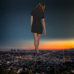 Sunset Stroll by The-WonderSlug