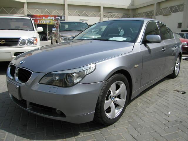 BMW 530I 2004 Grey by sniperbytes on DeviantArt