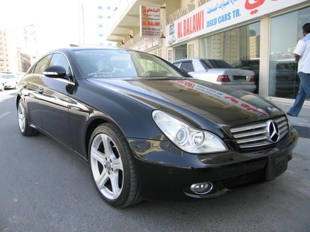 mercedes cls 350 v6 2005 black by sniperbytes on deviantart. Black Bedroom Furniture Sets. Home Design Ideas