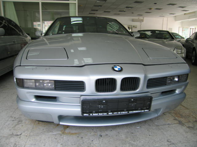 BMW 840Ci 1998 silver by sniperbytes