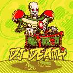 DJ DEATH PIXEL ART