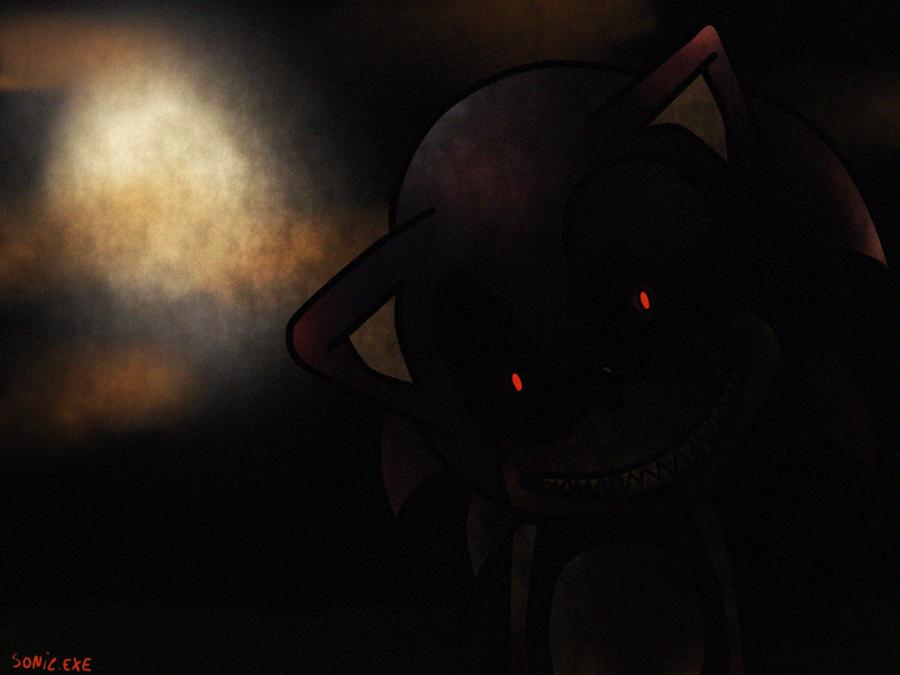 Sonic exe by edlathecat on deviantart